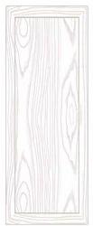 PVC Membrane Door Blaze