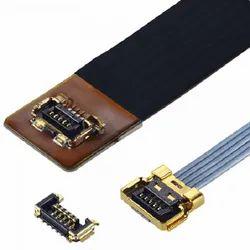 I-PEX COnnector CABLINE-UY Cables