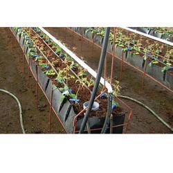 Higro HDPE Plastic Trough- 40 cm Width