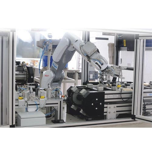 Robotic Assembly Automation
