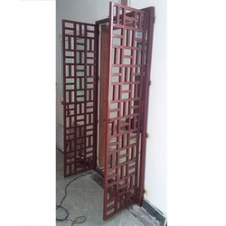 Wrought Iron Safety Door