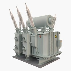 Oil Cooled Depends Electrical Transformer