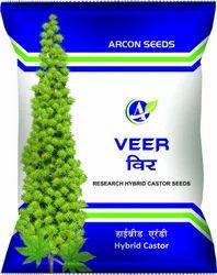 Veer Hybrid Castor Seeds