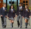 Customized School Uniforms, Shirts and Dresses  with Digital Imprint