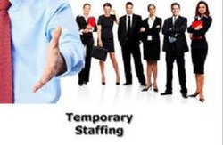 Temporary Staffing Service, Pan India
