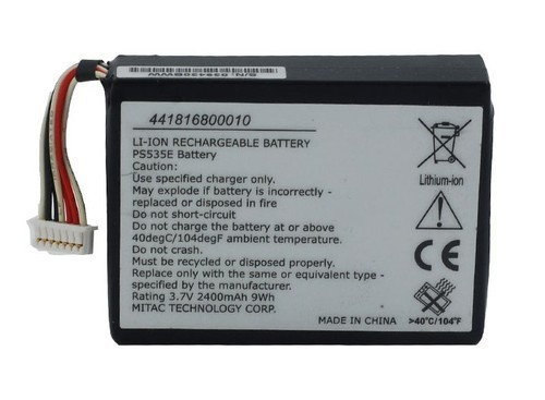 Battery for Topcon FC-25A - View Specifications & Details of