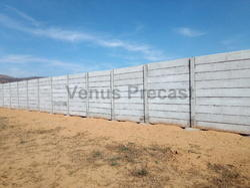 Precast Prestressed Boundary Walls