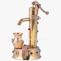 Brass Lekar Hand Pump