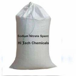 Sodium Nitrate Spent
