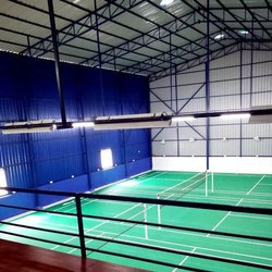 Badminton Court Roofing Shed Contractor