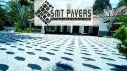 Smt Pavers Arch Concrete Paver Blocks, Thickness: 60 Mm