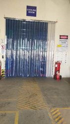 pvc strip curtains and rolls