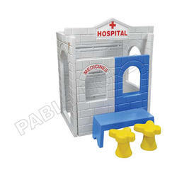 Hospital Role Play House
