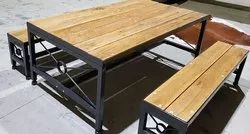 Outdoor Bench Set OF03
