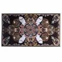 Inlay with Natural Stones Design Table Top