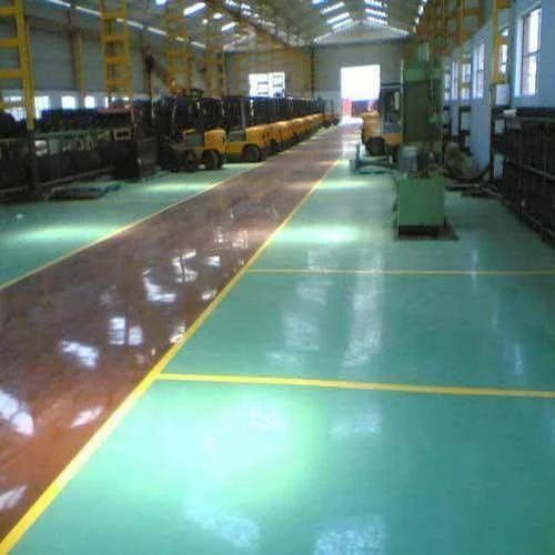Tremix Concrete Flooring Service Rs 20 Square Feet
