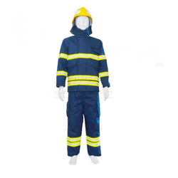 EN 469 Structural Fire Suit