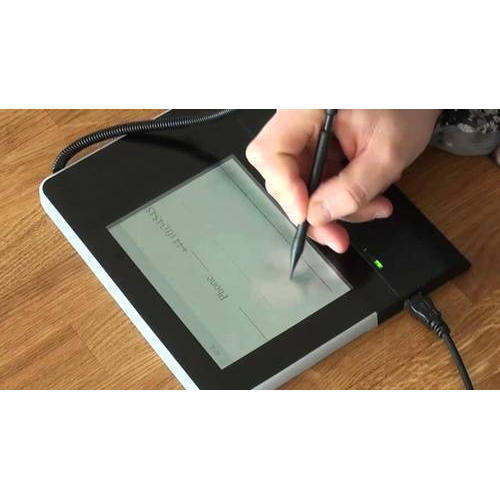 Signature Pad - Digital Signature Pad Wholesale Trader from
