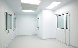 SUPERSUN Clean Room PUF Panel, Thickness: 50MM