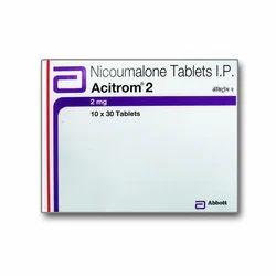 Acitrom 0.5 ,1, 2 , 3 mg