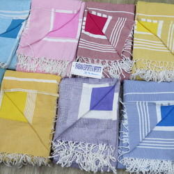 Turkish Fouta Terry Towel