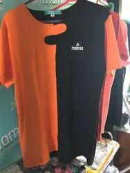 Full Sleeves Mens Designer T Shirt, Size: S to XL
