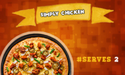 Simply Chicken Large Pizza