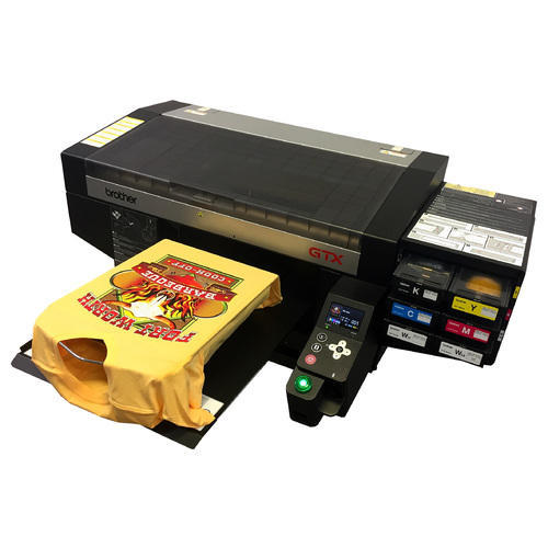 37ff641e8 T Shirt Printing Machine - Brother DTG Printer, Model Number: GTX-422