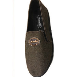 Marcopolo Men Cloth Brown Shoes