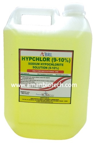 sodium hypochlorite - photo #14