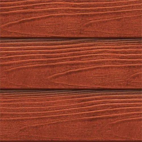 Rectangular Brown SCG Smartwood Wood Plank