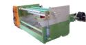 Tape Single Shaft Log Rewinding Machine