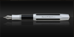 Kaweco AC Sport Fountain Pen Extra Fine Point Silver