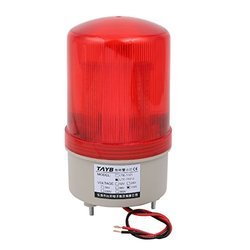 Flashing LED Signal Light with Buzzer