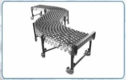 Stretchable Roller Conveyor