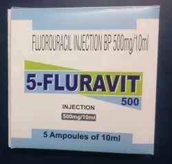 Fluorouracil Injection 500mg