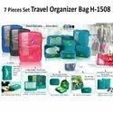 7 Pc Travel Organizer Set
