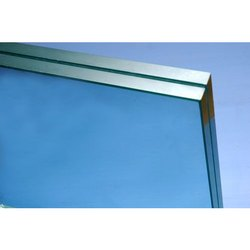 Laminated Glass, Thickness: 6-15 Mm, for Door