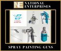 Airless Spray Painting Guns