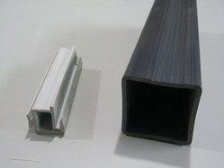 Extruded Plastic PVC Profiles