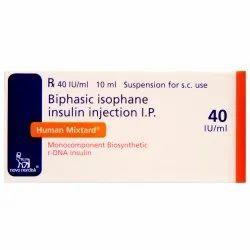 Biphasic Isophane Insulin Injection