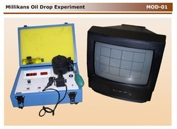 MOD01 Millikans Oil Drop Apparatus