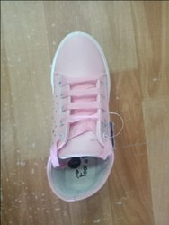 Girls Canvas Shoe