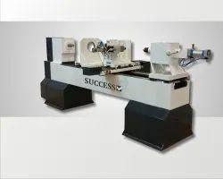 10 kW CNC Wood Lathe, Automation Grade: Semi-Automatic