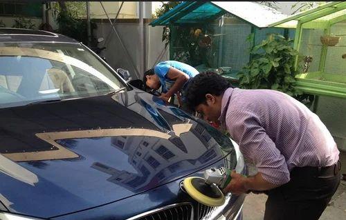 Car Rubbing Polish Service in Jagatpura | ID: 19945004412
