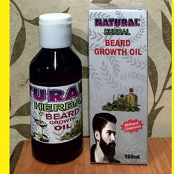 Natural Herbal Beard Oil