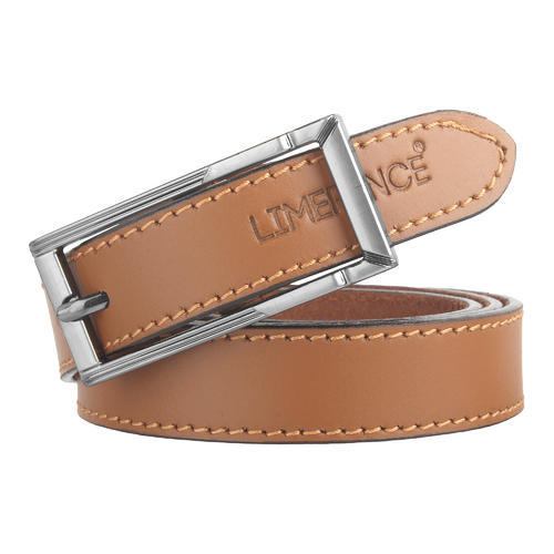 Genuine Leather Plain Womens Leather Belt 27077458b