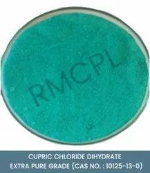 Copper (ll) Chloride Dihydrate
