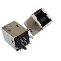 USB A Type Female Straight Connector