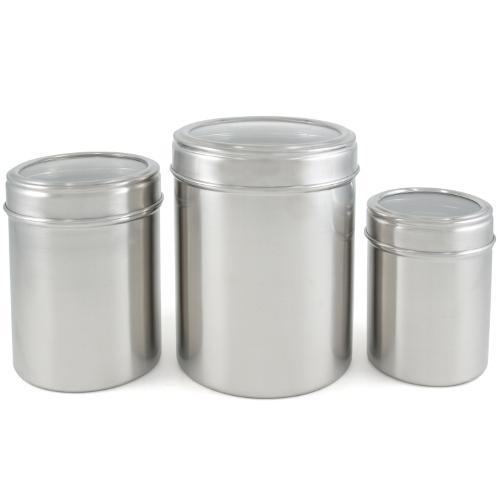 Ss Kitchen Storage Container Set At Rs 200 Kilogram Ss Container